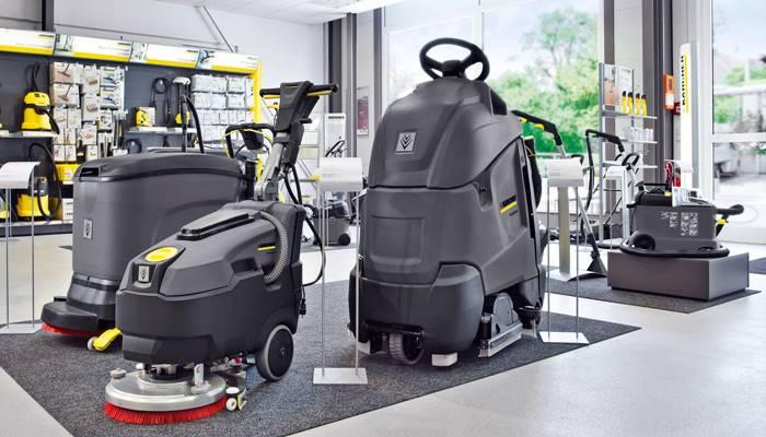 Maquinaria industrial limpieza Empresa de Limpieza Santander Valladolid